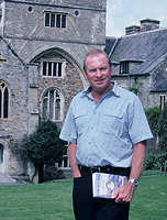Michael Turner at Buckland Abbey